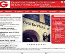 Greenville Senior High Academy - http://www.greenville.k12.sc.us/gvilleh/