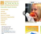 Greenville County Schools Website - http://www.greenville.k12.sc.us