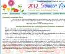 Greenville County Schools - Summer Academy - http://www.greenville.k12.sc.us/sa/